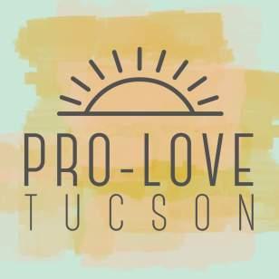 Pro-love Tucson logo